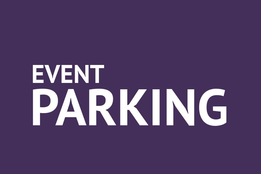 Event parking information
