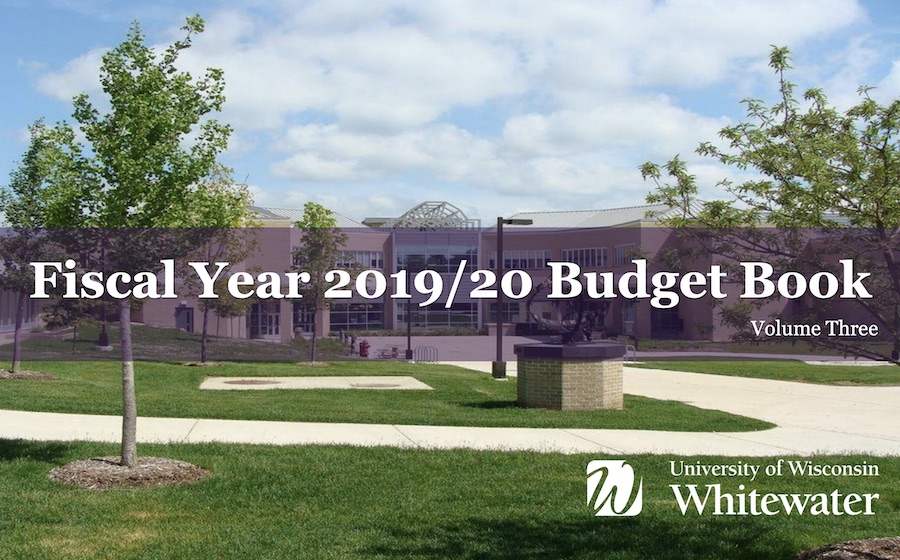 Fiscal Year 2019/20 Budget Book, Volume 3