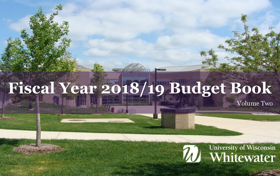 Fiscal Year 2018/19 Budget Book, Volume 2
