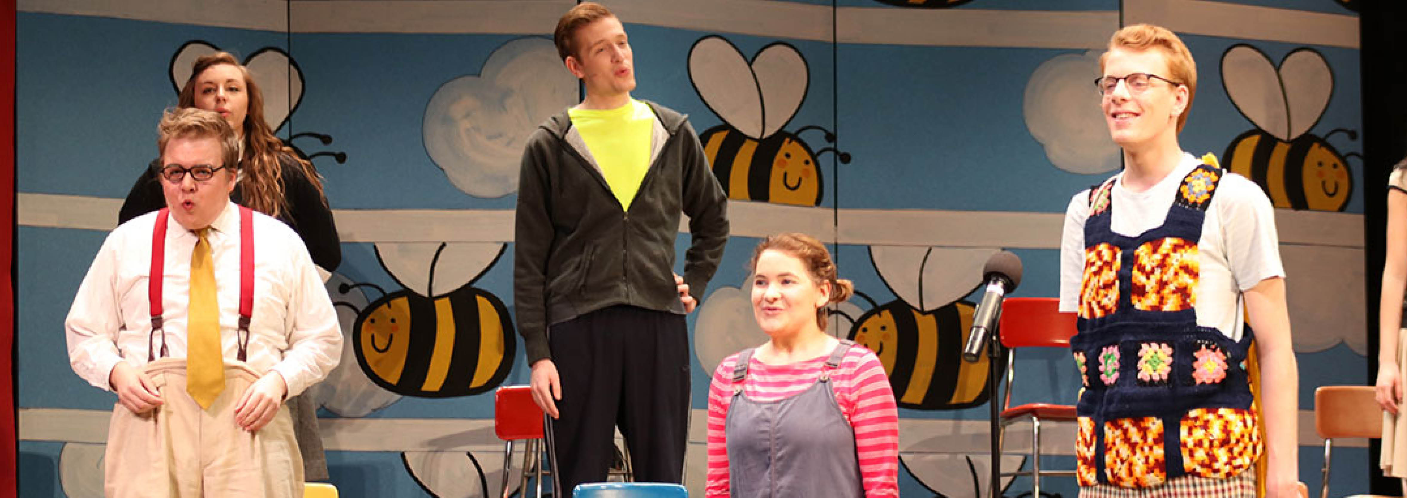 25th Annual Putnam County Spelling Bee, February 2017