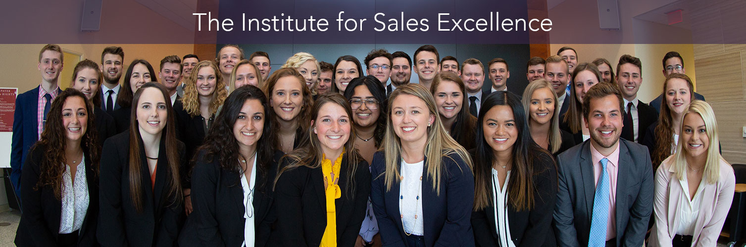 The Institute for Sales Excellence
