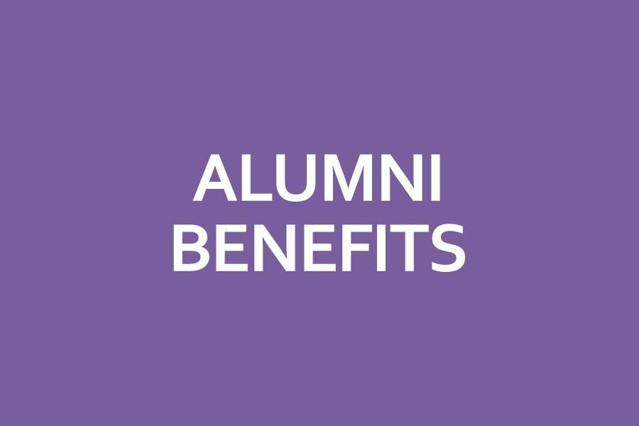 alumni benefits