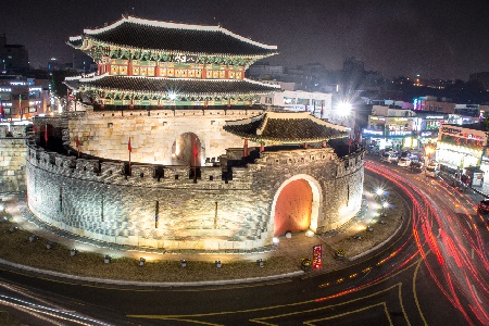A Fortress in Korea