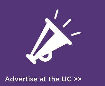 Advertise at the UW-Whitewater UC