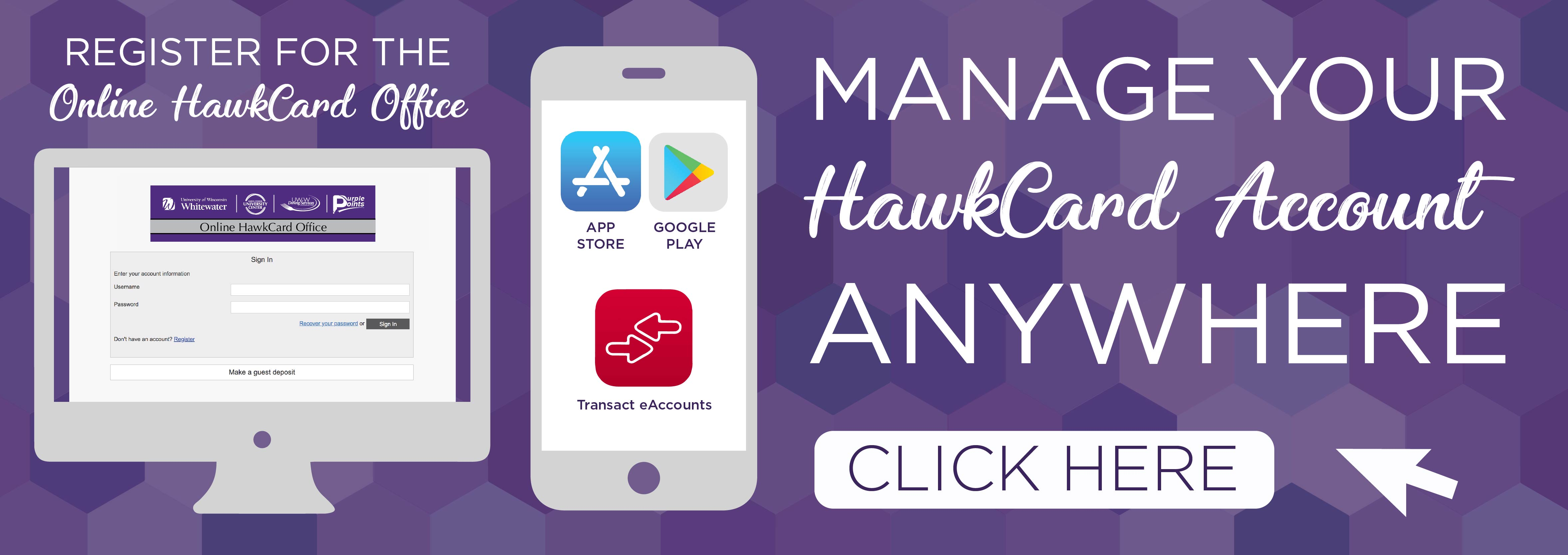 Online Hawk Card Office