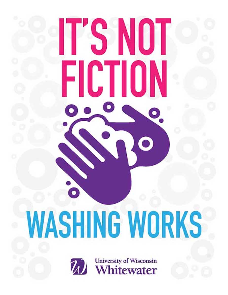 It's not fiction, washing works
